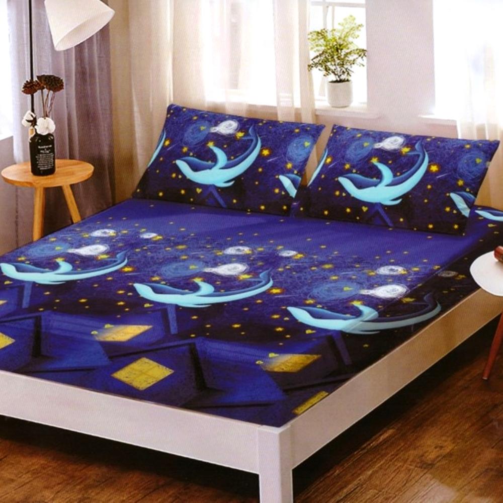 Husa de pat Finet 11 + 2 fete de perna 160x200 HUSA-11-160