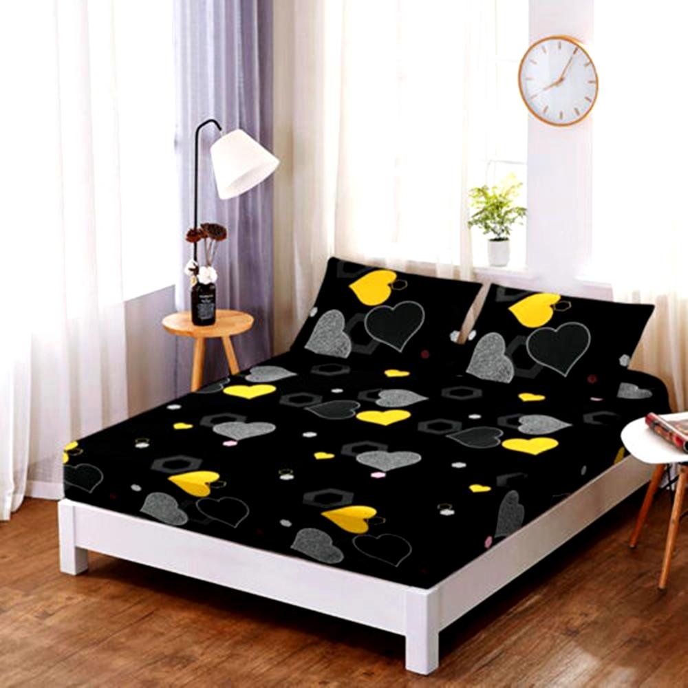 Husa de pat Finet 19 + 2 fete de perna 160x200 HUSA-19-160