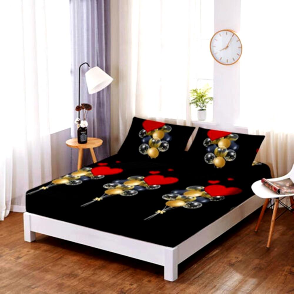 Husa de pat Finet 26 + 2 fete de perna 160x200 HUSA-26-160