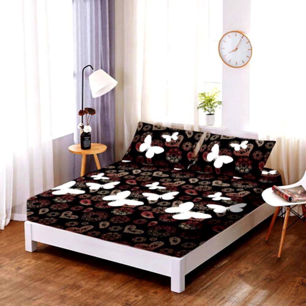 Husa de pat Finet 27 + 2 fete de perna 160x200 HUSA-27-160