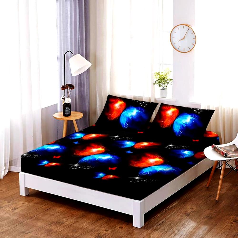 Husa de pat Finet 4 + 2 fete de perna 160x200 HUSA-4-160
