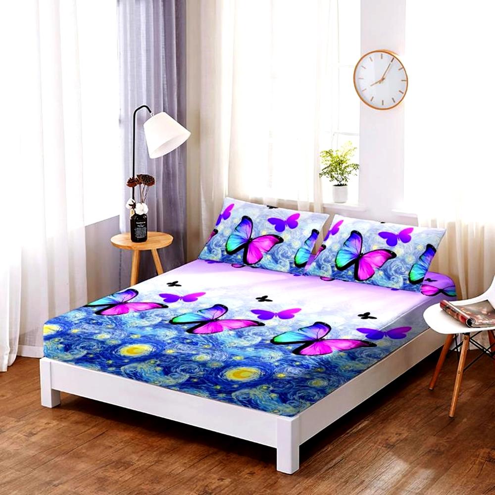 Husa de pat Finet 6 + 2 fete de perna 160x200 HUSA-6-160