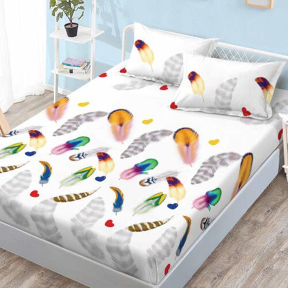 Husa de pat Finet 8 + 2 fete de perna 160x200 HUSA-8-160