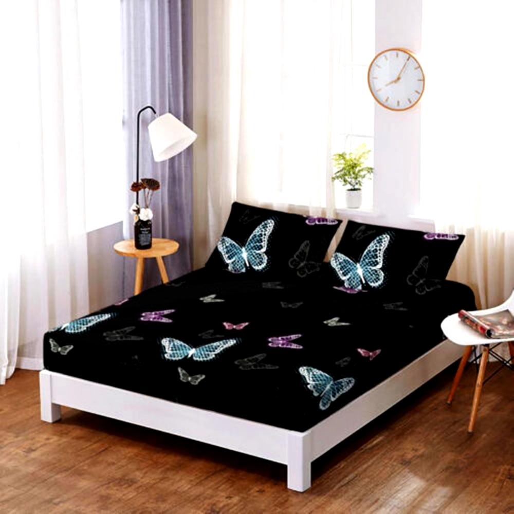 Husa de pat Finet 9 + 2 fete de perna 160x200 HUSA-9-160